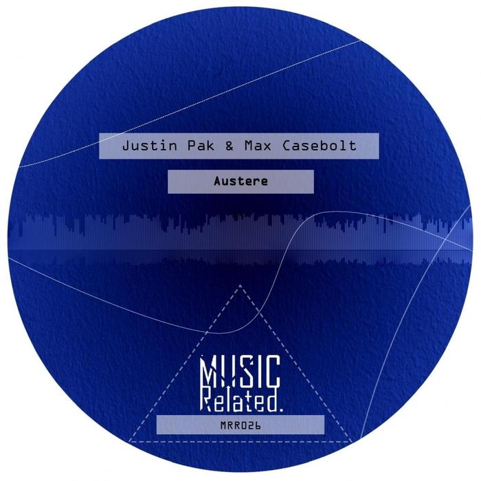 JUSTIN PAK/MAX CASEBOLT - Austere