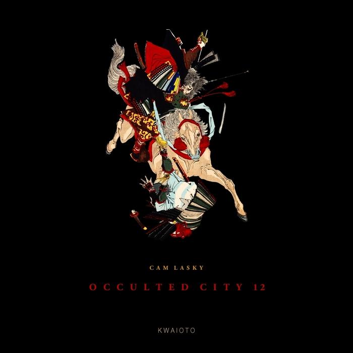 CAM LASKY - Occukted City Vol 12 Masakado