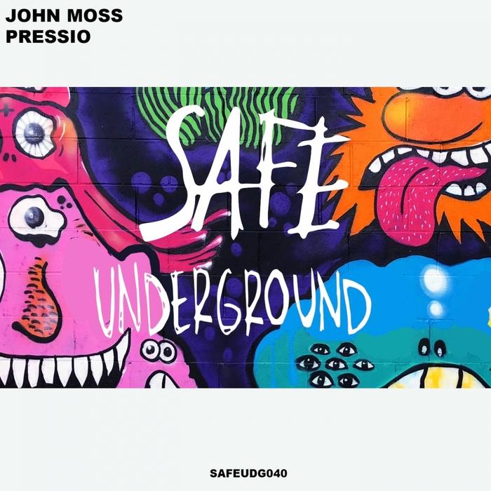 JOHN MOSS - Pressio EP