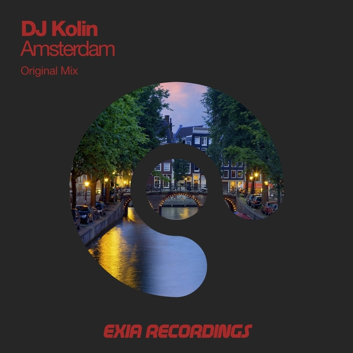 DJ KOLIN - Amsterdam
