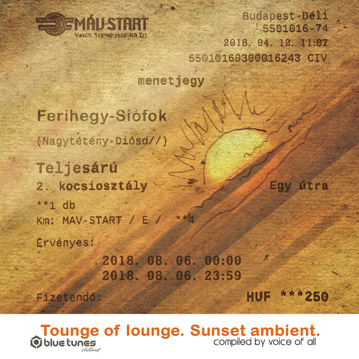 VARIOUS - Tounge Of Lounge: Sunset Ambient