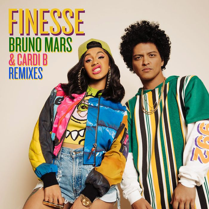 BRUNO MARS feat CARDI B - Finesse (Remixes)