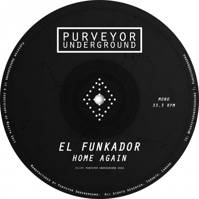 EL FUNKADOR - Home Again