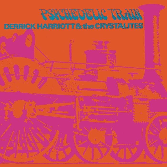 DERRICK HARRIOTT - Psychedelic Train