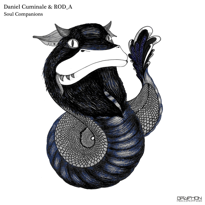 DANIEL CUMINALE & ROD_A - Soul Companions