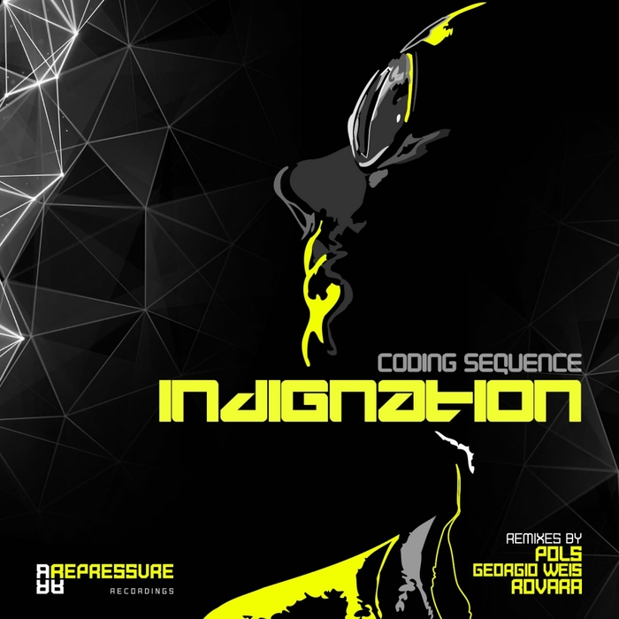 CODING SEQUENCE - Indignation EP