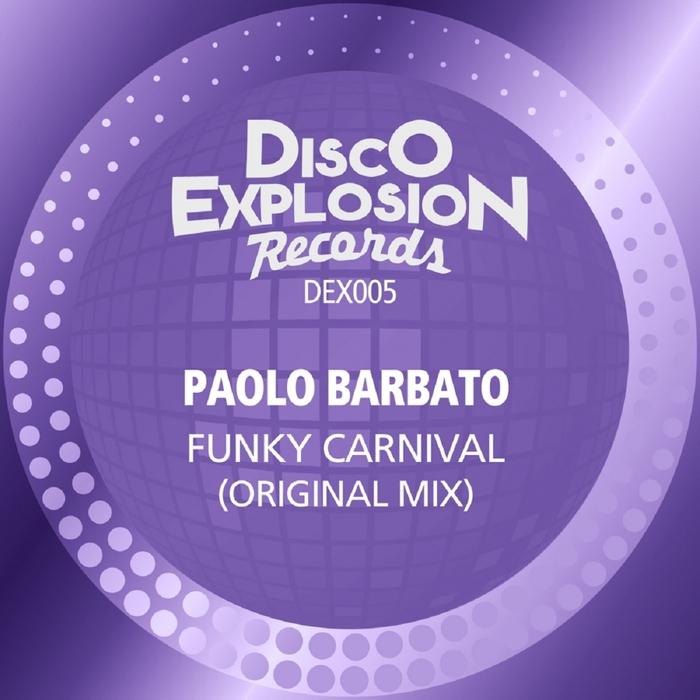 PAOLO BARBATO - Funky Carnival