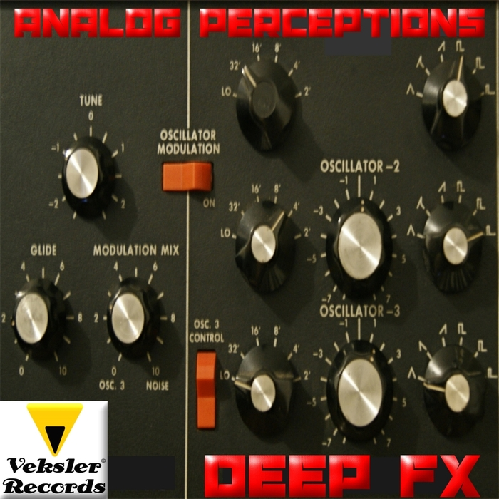 DEEP FX - Analog Perceptions