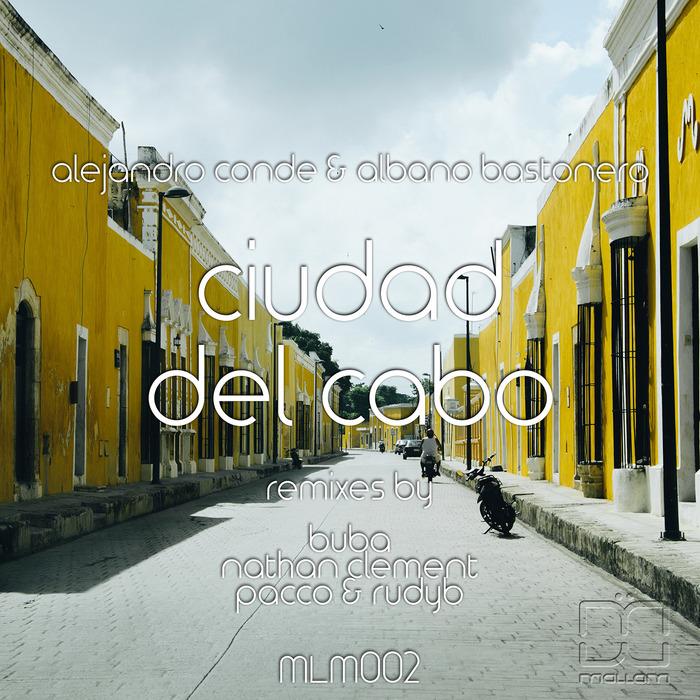 ALBANO BASTONERO/ALEJANDRO CONDE - Ciudad Del Cabo