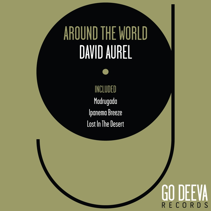 DAVID AUREL - Around The World