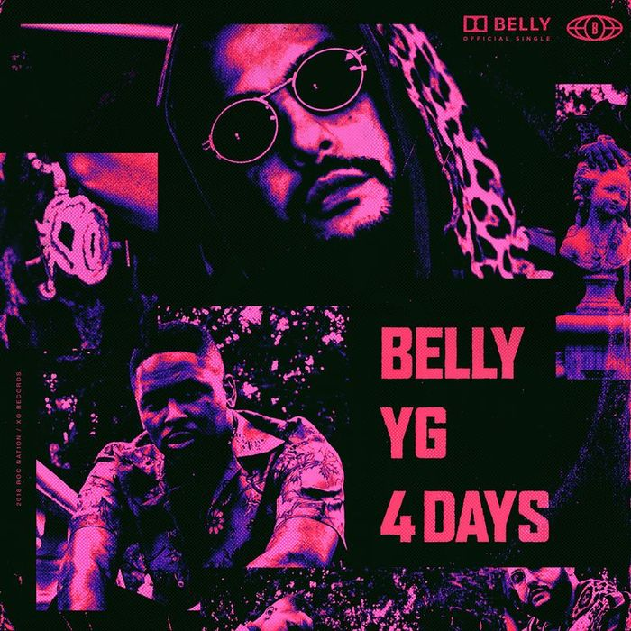 BELLY feat YG - 4 Days