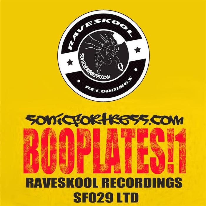 DJ RAVE IN PEACE/AMARETTO/DJ CDC/SWEDGER - Booplates!1