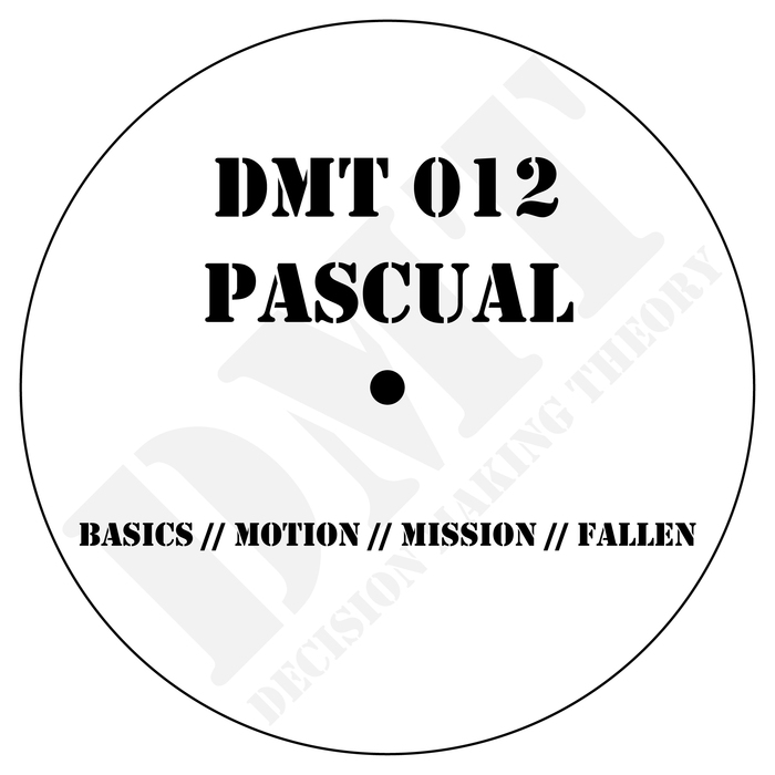 PASCUAL - Basics EP