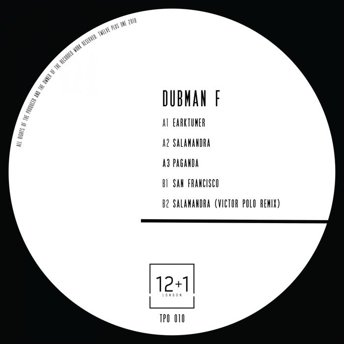 DUBMAN F - Transitions Part 1
