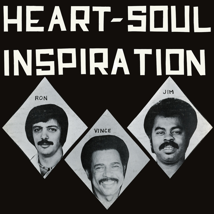 VINCE HOWARD - Heart-Soul And Inspiration