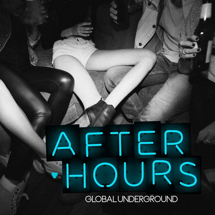 VARIOUS - Global Underground: Afterhours 8