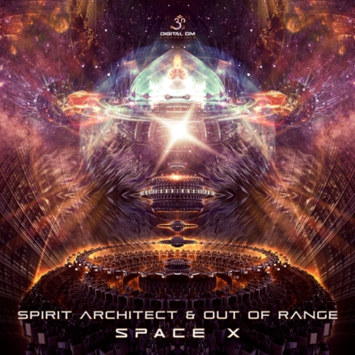 OUT OF RANGE/SPIRIT ARCHITECT - Space X