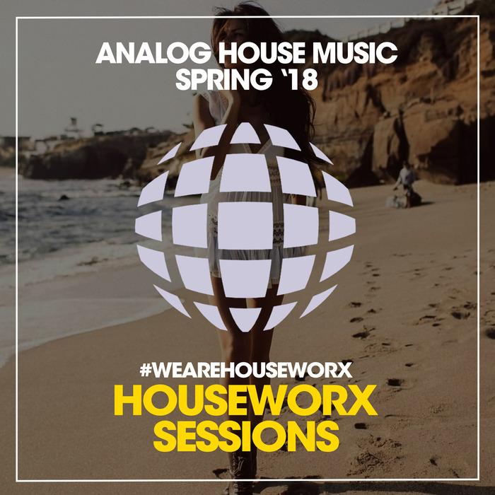VARIOUS - Analog House Music (Spring '18)