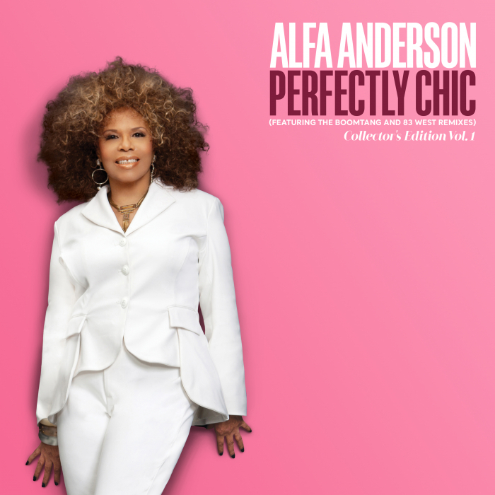ALFA ANDERSON - Perfectly Chic Remixes