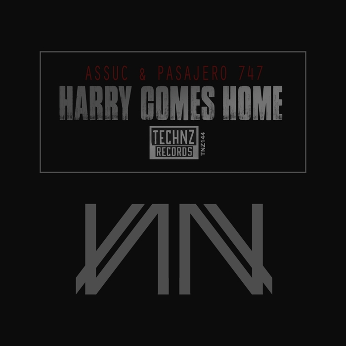 ASSUC & PASAJERO 747 - Harry Comes Home