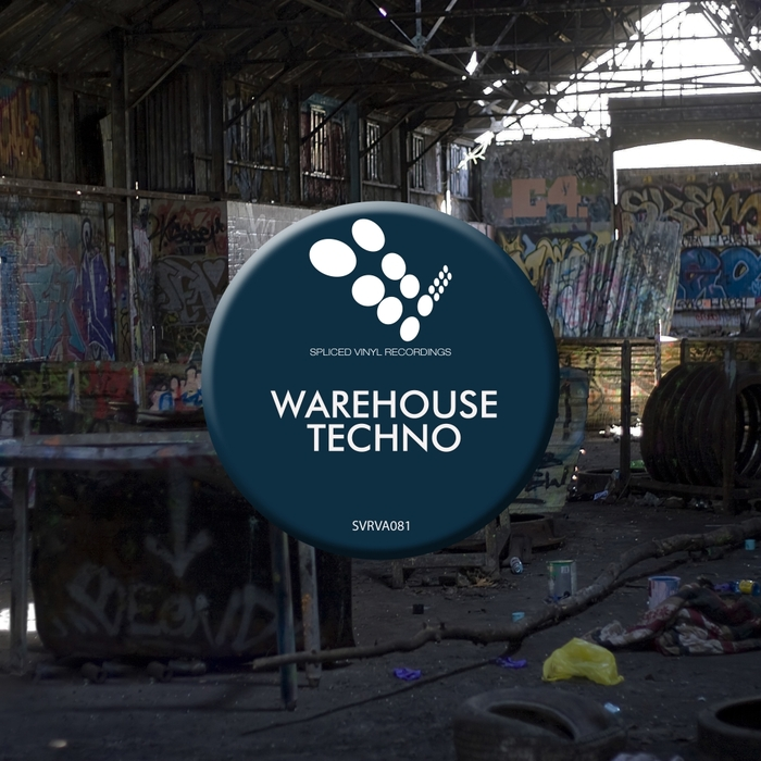 VARIOUS - Warehouse Techno