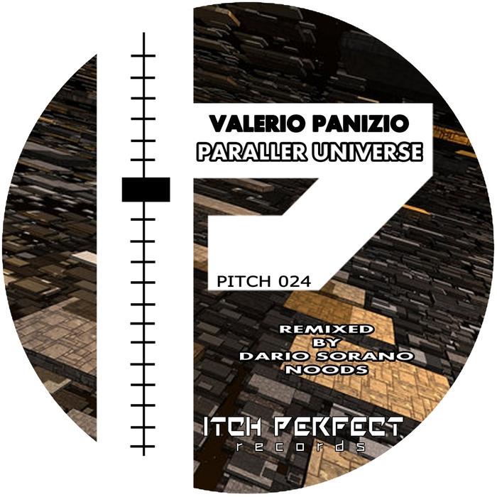 VALERIO PANIZIO - Parallel Universe EP
