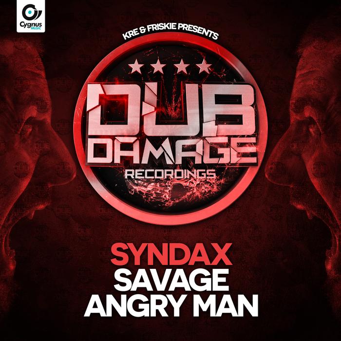 SYNDAX - Angry Man / Savage