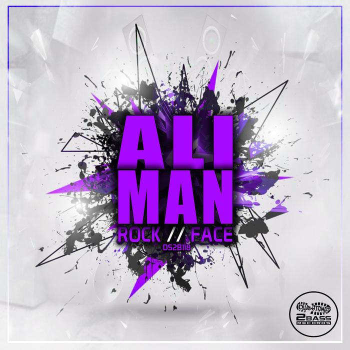 ALIMAN - Rock / Face