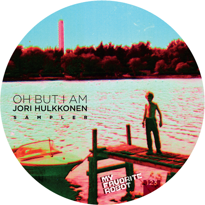 JORI HULKKONEN - Oh But I Am - Sampler