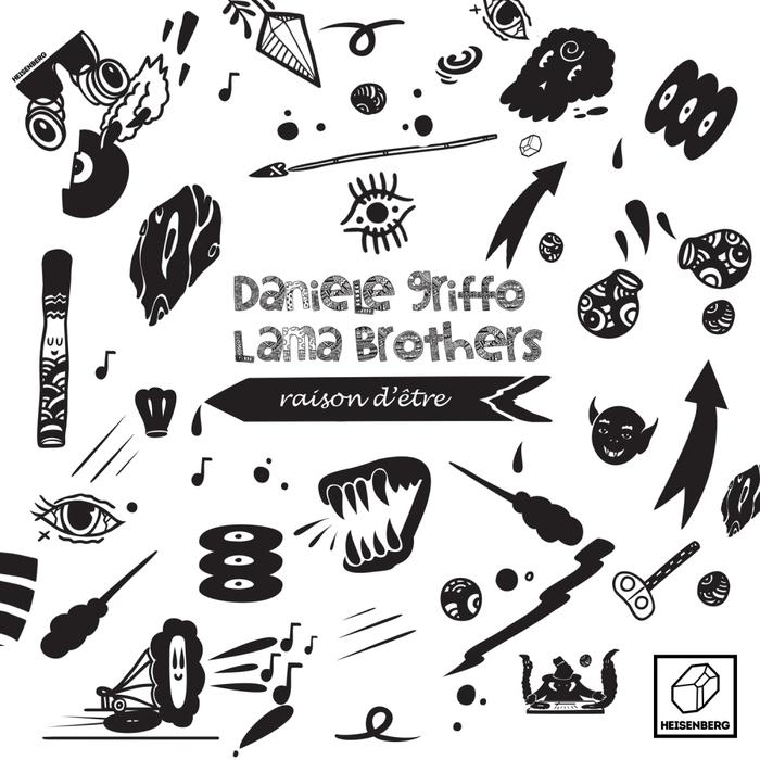 DANIELE GRIFFO/LAMA BROTHERS - Radison Detre