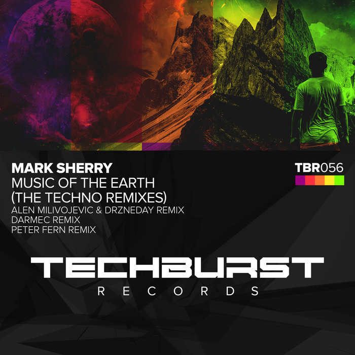 MARK SHERRY - Music Of The Earth