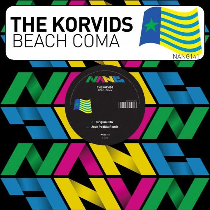 THE KORVIDS - Beach Coma