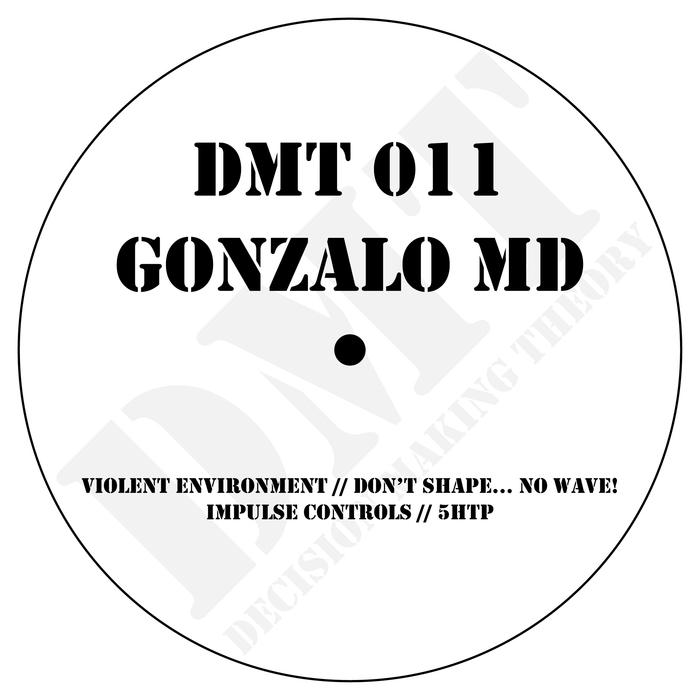 GONZALO MD - Violent Environment EP