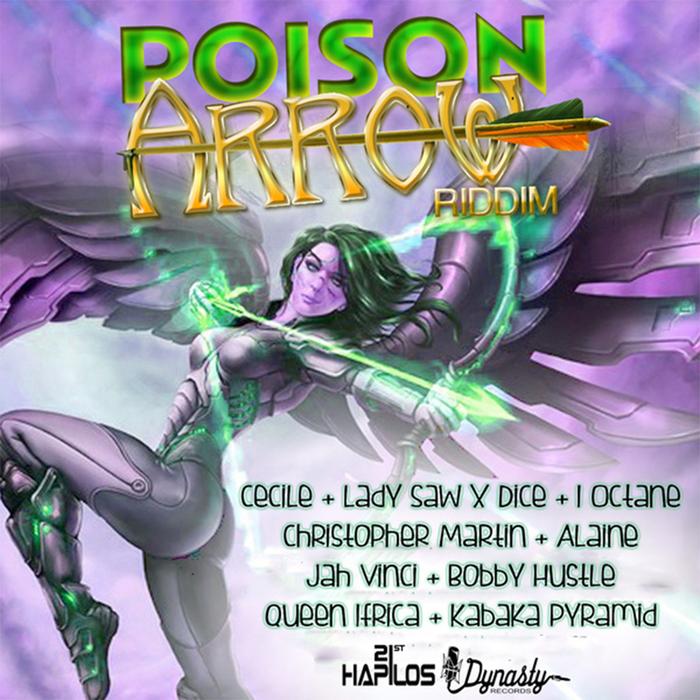 VARIOUS - Poison Arrow Riddim