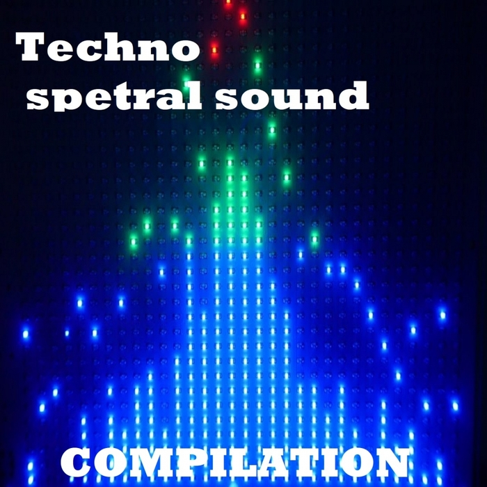 VARIOUS - Techno Spetral Sound