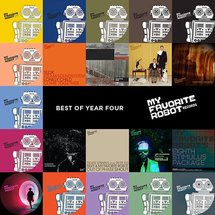 VARIOUS - Best Of Year Four