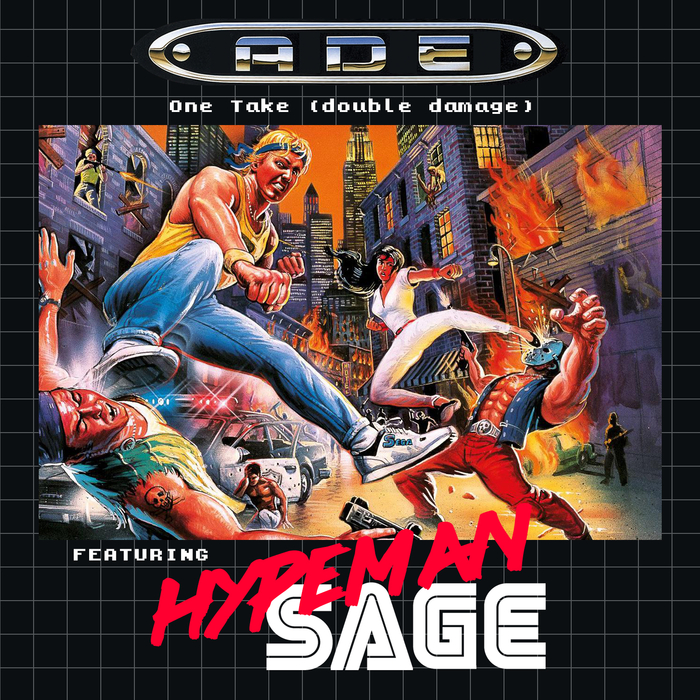ADE feat HYPEMAN SAGE - One Take (Double Damage)