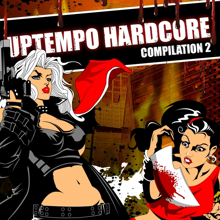 VARIOUS - Uptempo Hardcore Compilation Ll