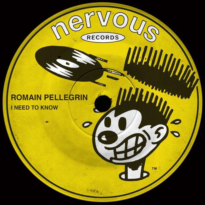 ROMAIN PELLEGRIN - I Need To Know
