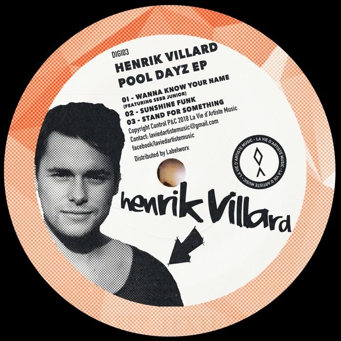 HENRIK VILLARD - Pool Dayz EP