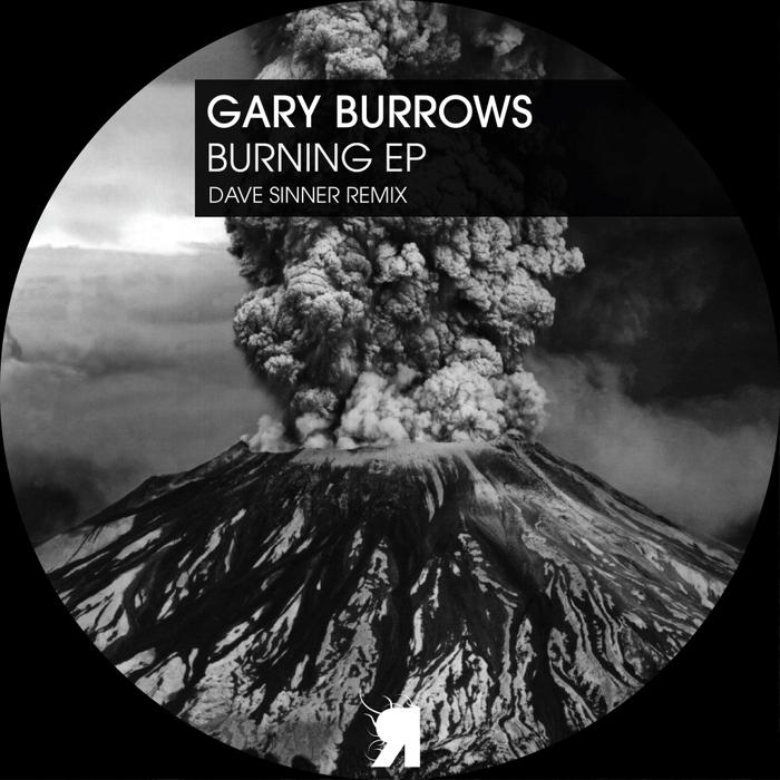GARY BURROWS - Burning EP