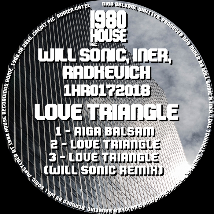 WILL SONIC/INER/RADKEVICH - Love Triangle