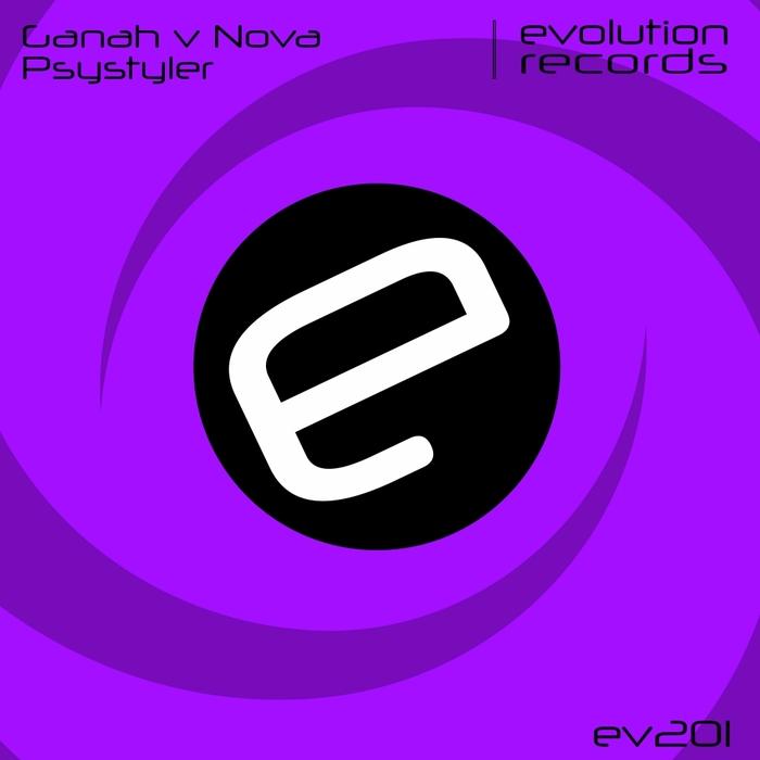 GANAH V NOVA - Psystyler