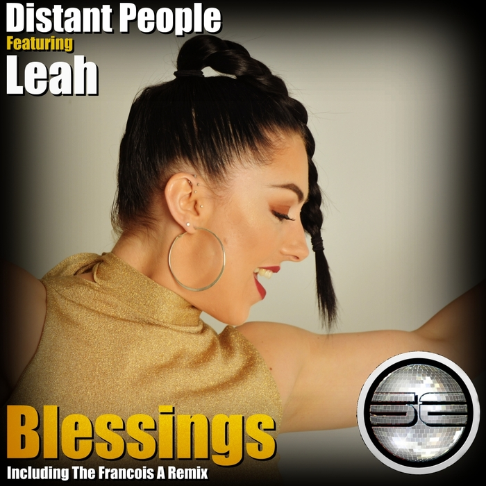 DISTANT PEOPLE feat LEAH (UK) - Blessings