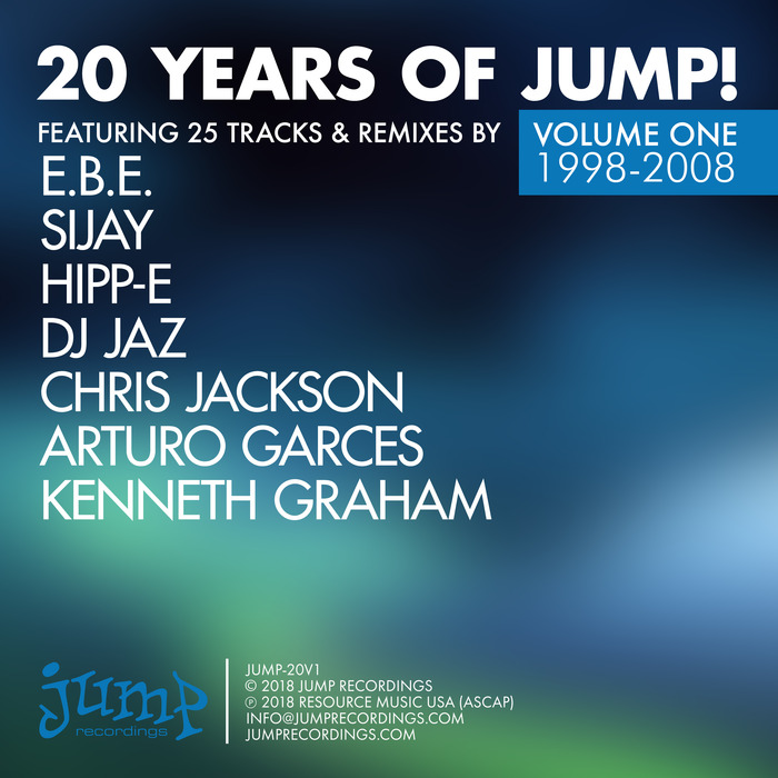 VARIOUS - 20 Years Of Jump! Volume One 1998-2008