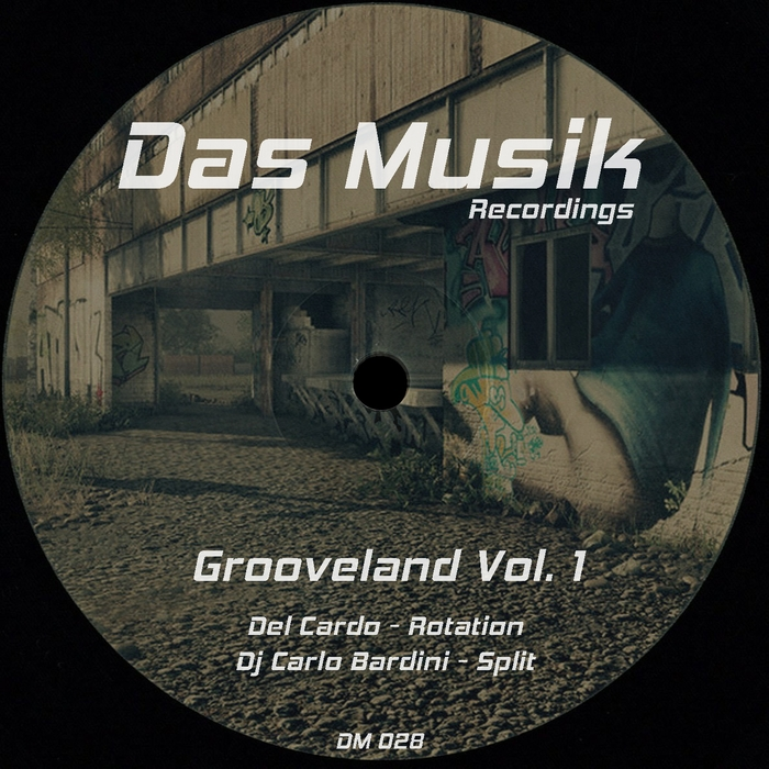 DEL CARDO/DJ CARLO BARDINI - Grooveland Vol 1