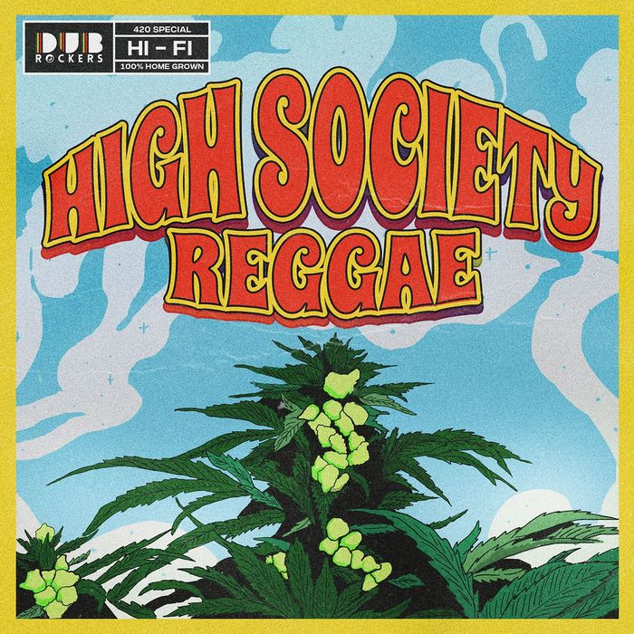 VARIOUS - High Society Reggae