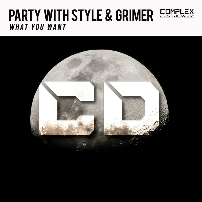 PARTY WITH STYLE/GRIMER - What You Want