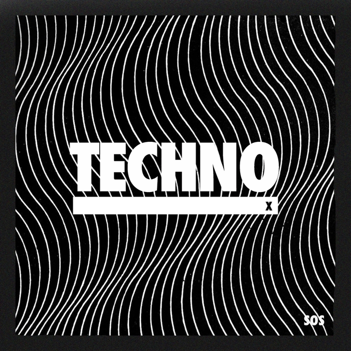 VARIOUS - Techno X