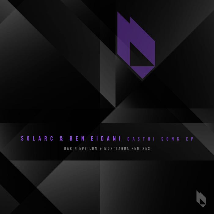 SOLARC/BEN EIDANI - Dasthi Song EP